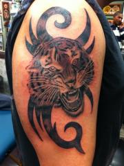 Tigertribal ROWR!!