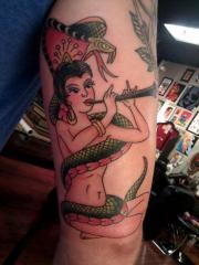 jerry snake charmer