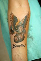 yuengling eagle