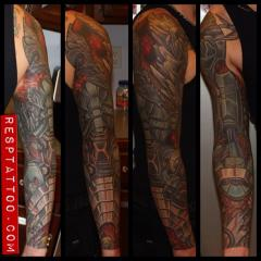 Biomech Sleeve