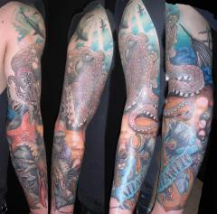 Atlantic sleeve
