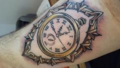 Anniversary Pocket Watch