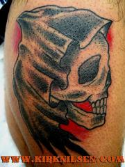 Tattoos by Kirk Edward Nilsen II