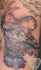 OWL BUNNY WM LO