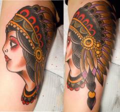 Indian Ladyhead