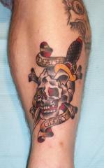 hardy flash skull