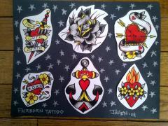 flash hearts