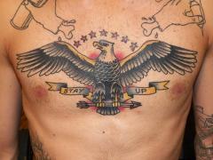 eagle chest