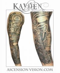 Biomechanical sleeve again
