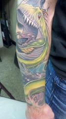 Part of Thor Sleeve