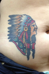 indian head healed pic