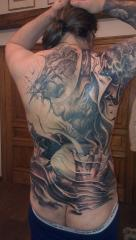My Victor Portugal full back piece in progress