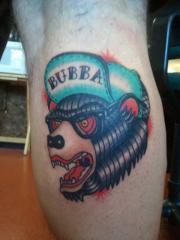 Bubba The Bear