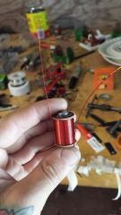 Hand made coils