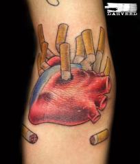 Chris Ditch Heart