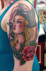 Valkyrie tattoo