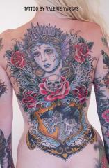 backpiece by Valerie Vargas