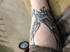 xXTRIGGSXx tattoos