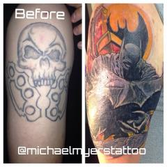 batman coverup