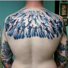 Rapture backpiece