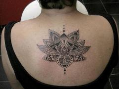 mandala robert tattoo art