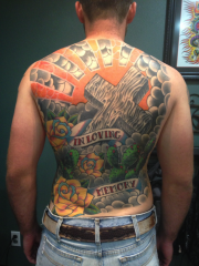 Hunter's Backpiece