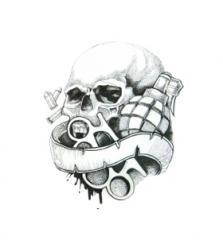 Knuckle Skull