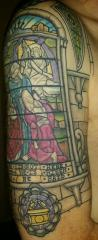 Half Sleeve right arm