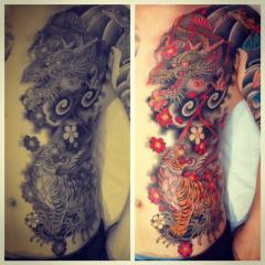 My Chris Garver Tattoo