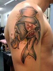 Devil Dolphin