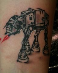 AT AT Star Wars Celebration 2010