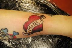 heart n banner
