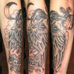 crow bg