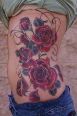 Frankie Caraccioli roses