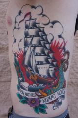 Frankie Caraccioli rib ship