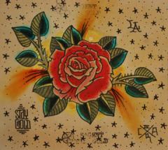a rose 1x