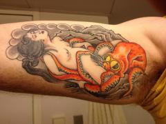 Hokusai Shunga from Stewart Robson