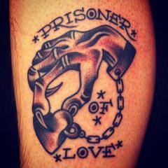 Bert Krak Prisoner of Love