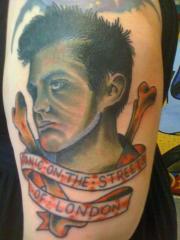 Shaun of the Dead Morrissey