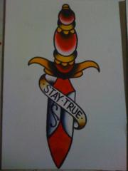 Litte Dagger