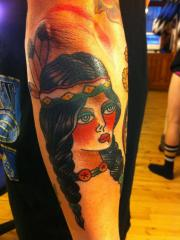 cherokee ladyhead