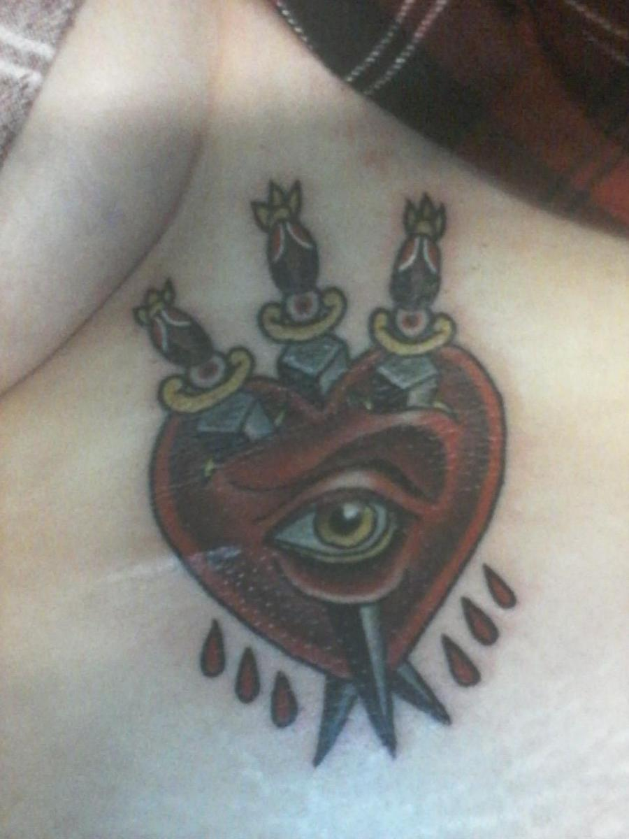 heart & daggers