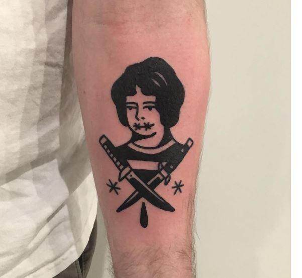 Han Shinko @ Gnostic Tattoo