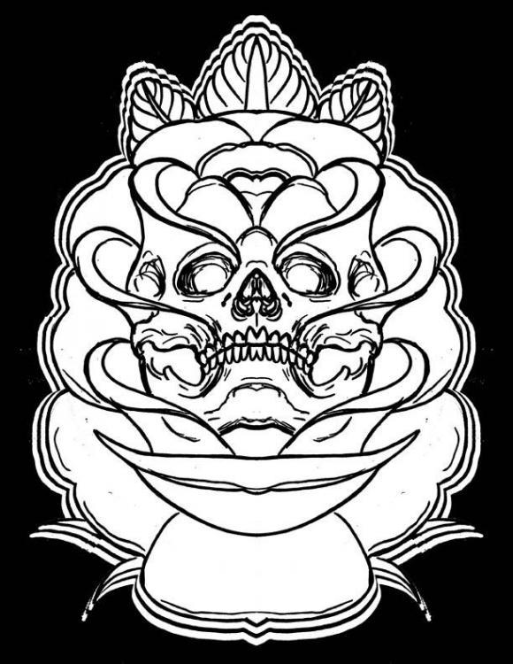 x new Skull linework.jpg