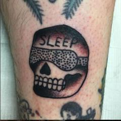 Speed Skull by Topper @ Philadelphia Eddie's