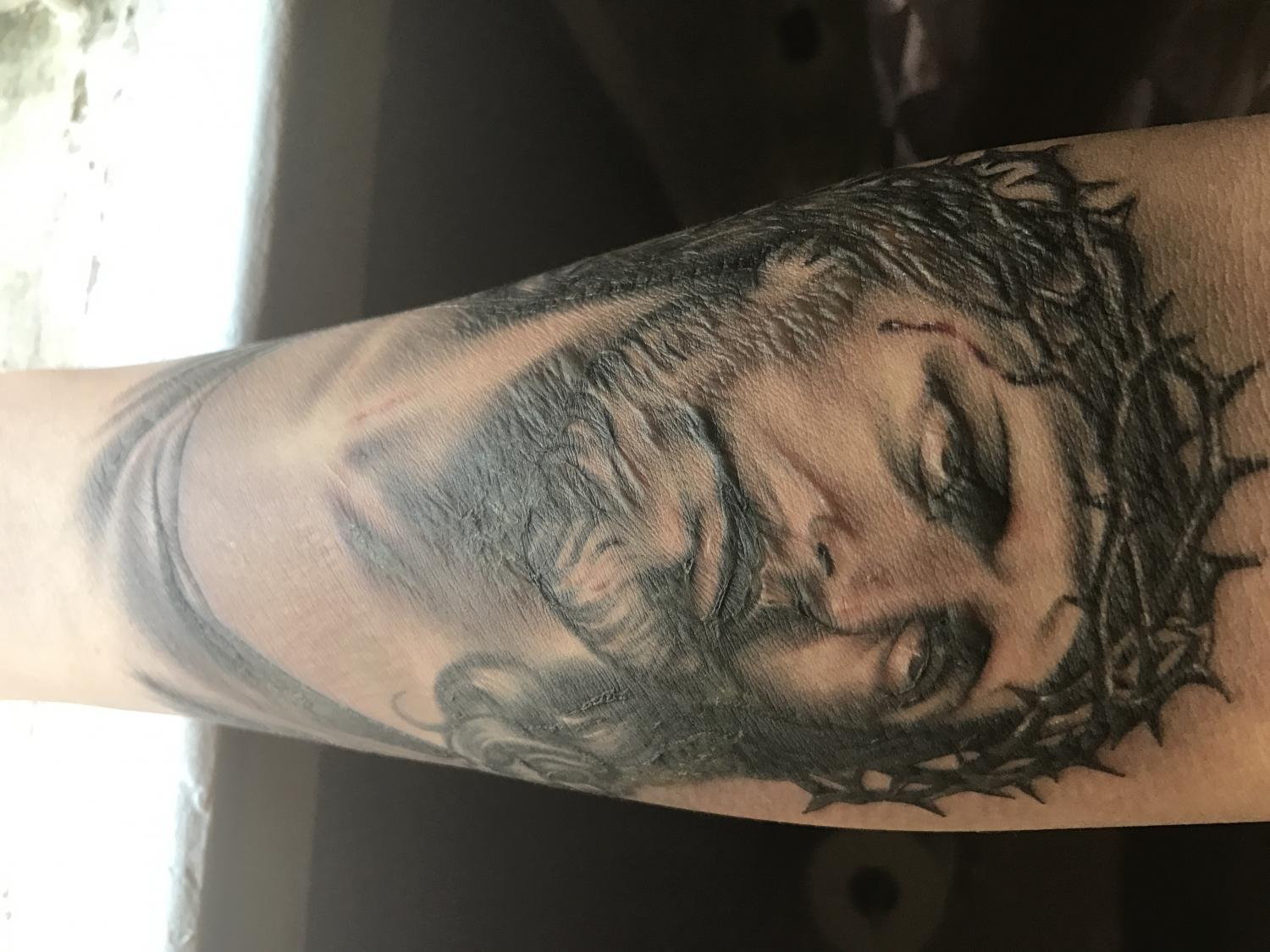 Help Question About Tattoo Healing Process Initiation Last