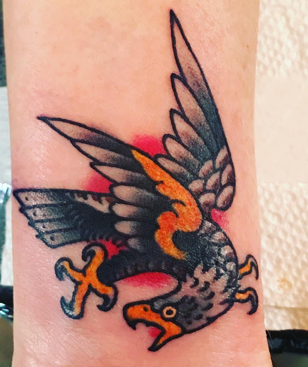 Mini Eagle by Grez