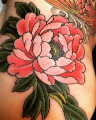 Peony by Mike Rubendall