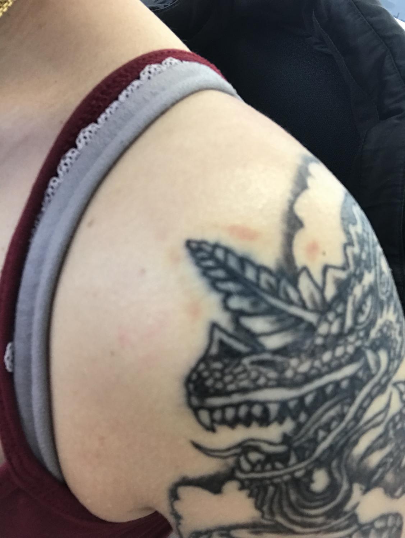 First Tattoo Is It A Blowout Initiation Last Sparrow Tattoo