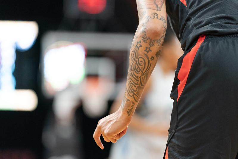 Do Tattoos Help or Hinder Top-Level Athletes?